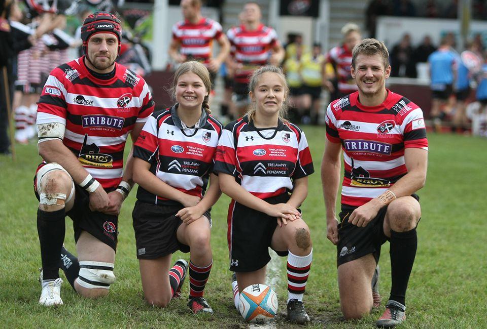 Cornish Pirates Rugby