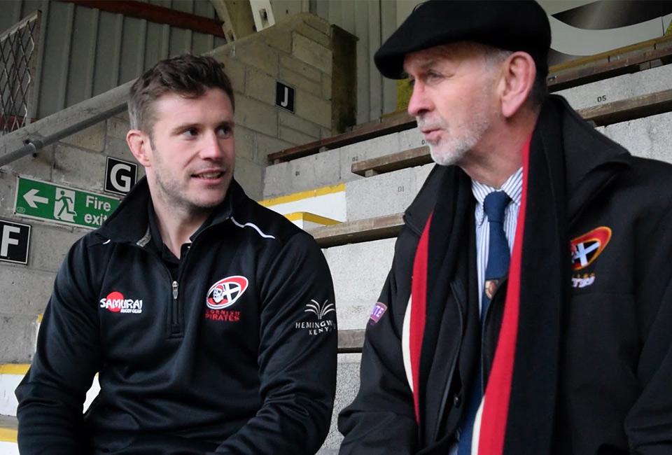 Matt Evans & Phil Westren