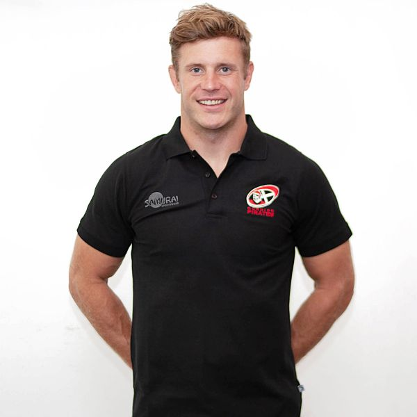 Cornish Pirates Polo Shirt