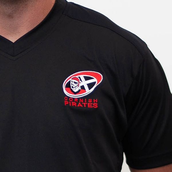 Cornish Pirates Performance T-Shirt