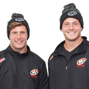 REX Club Cornish Pirates Bobble Hat