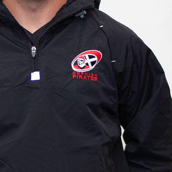 Cornish Pirates Azura 1/4 Zip Jacket