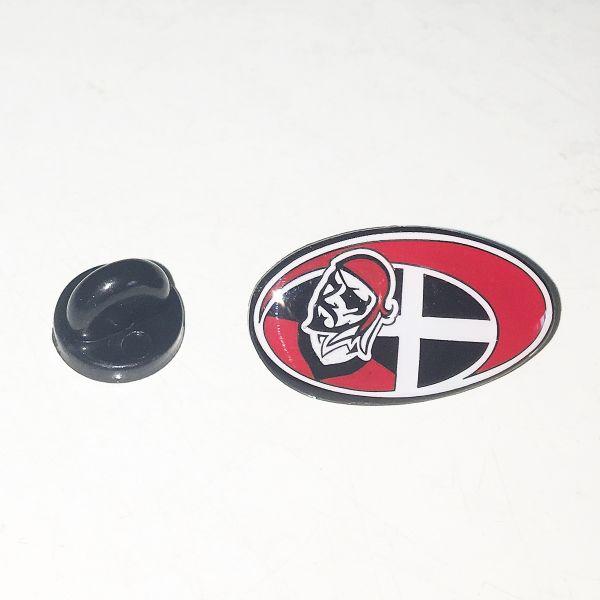 Cornish Pirates Pin Badge