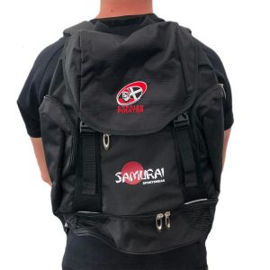 Cornish Pirates Back Pack