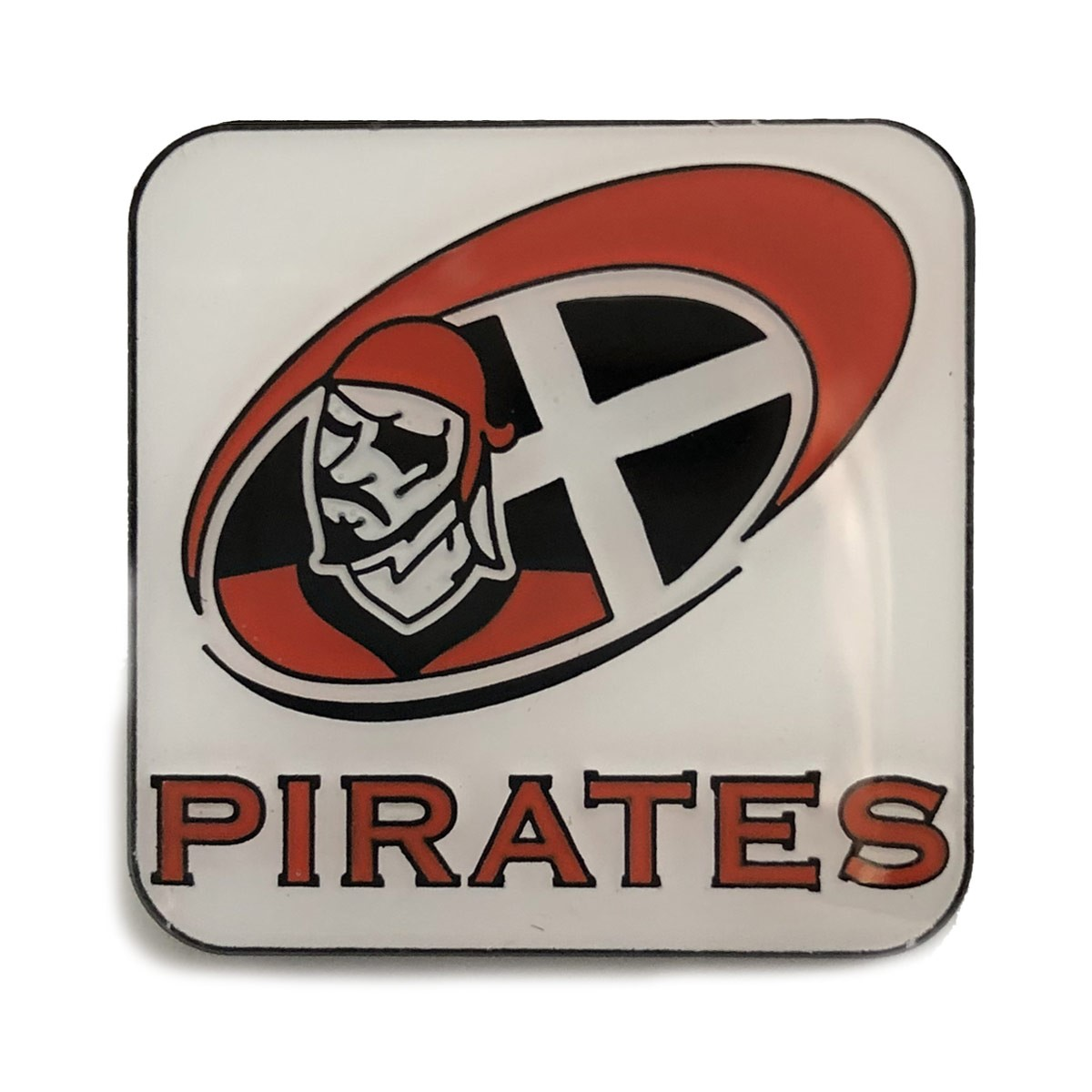 Cornish Pirates Pin Badge