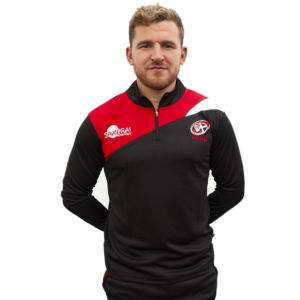 Cornish Pirates Expedition 1/4 Zip