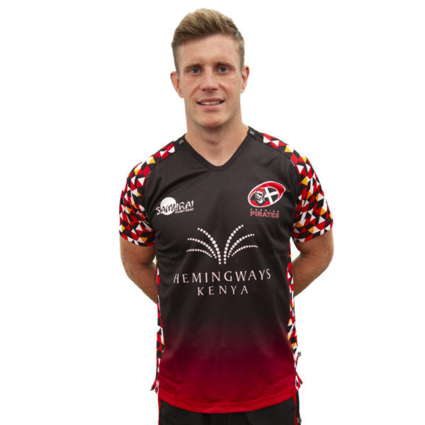 Cornish Pirates Training Tee