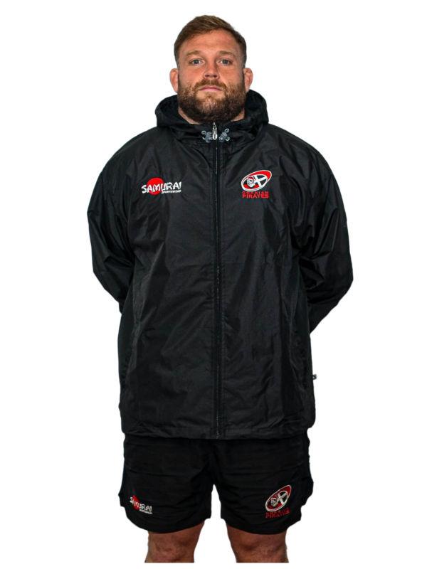 Cornish Pirates Full Zip Jacket