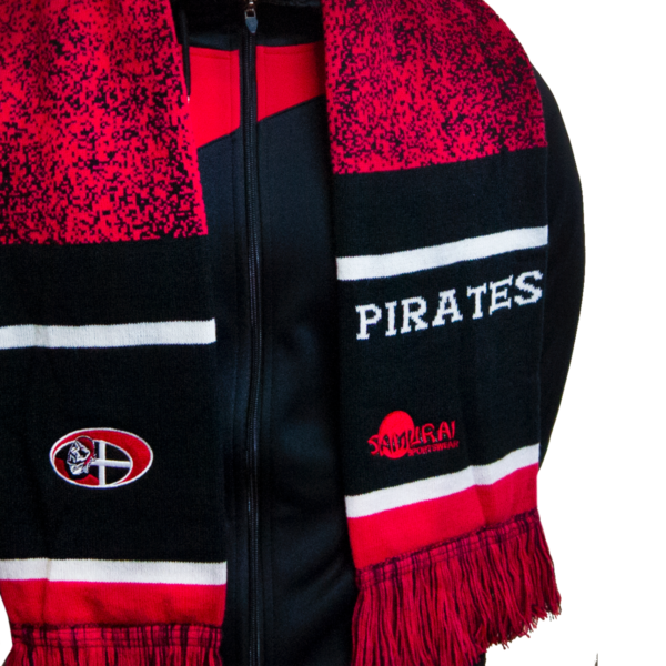 Cornish Pirates Scarf