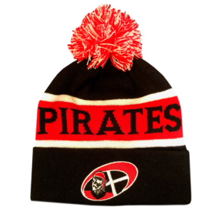 Cornish Pirates Bobble Hat